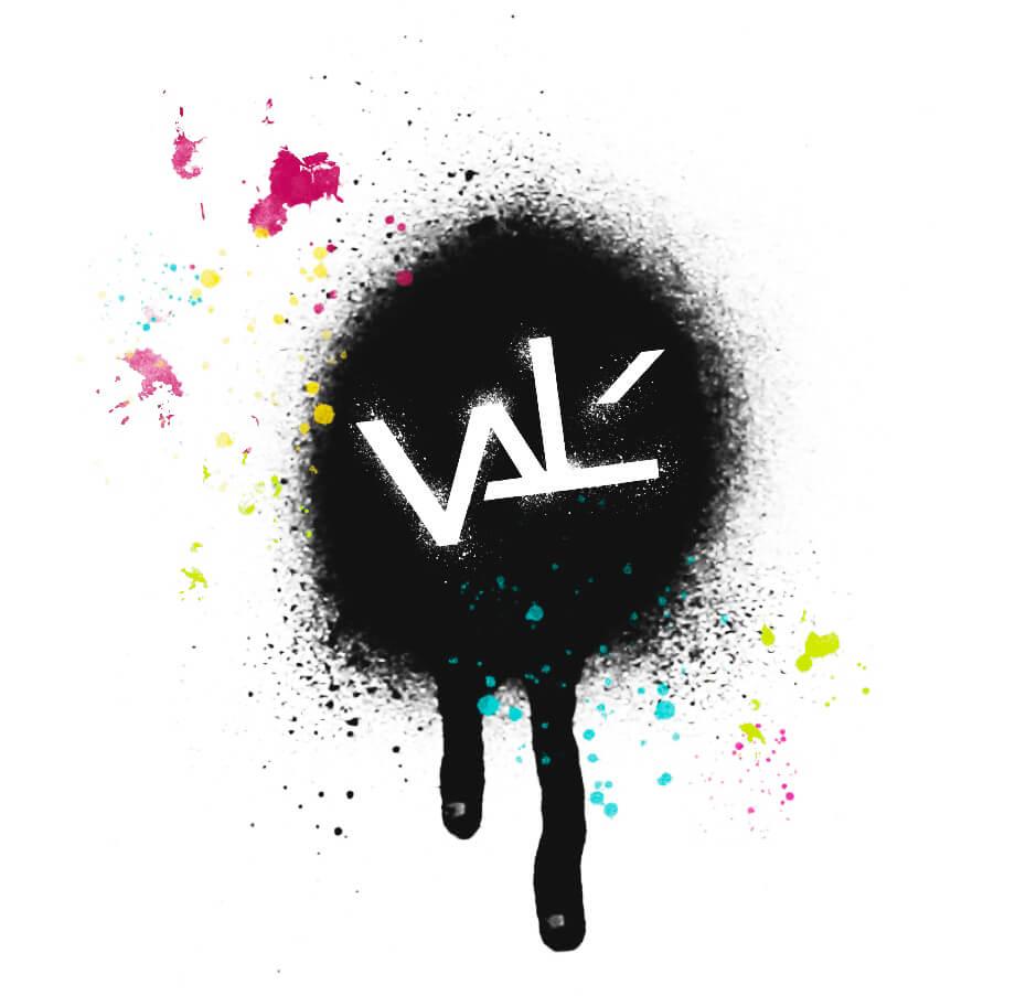 Valérian Lenud's logo